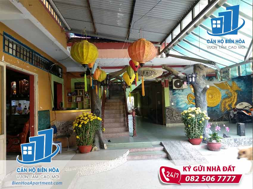 House for rent 600m2 front of Nguyen Ai Quoc street - NT79.TTI