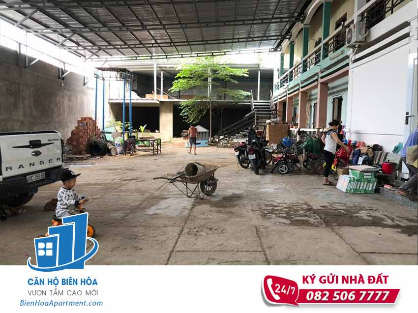 Full house for rent frontage on Ha Huy Giap Bien Hoa - NT63QTH
