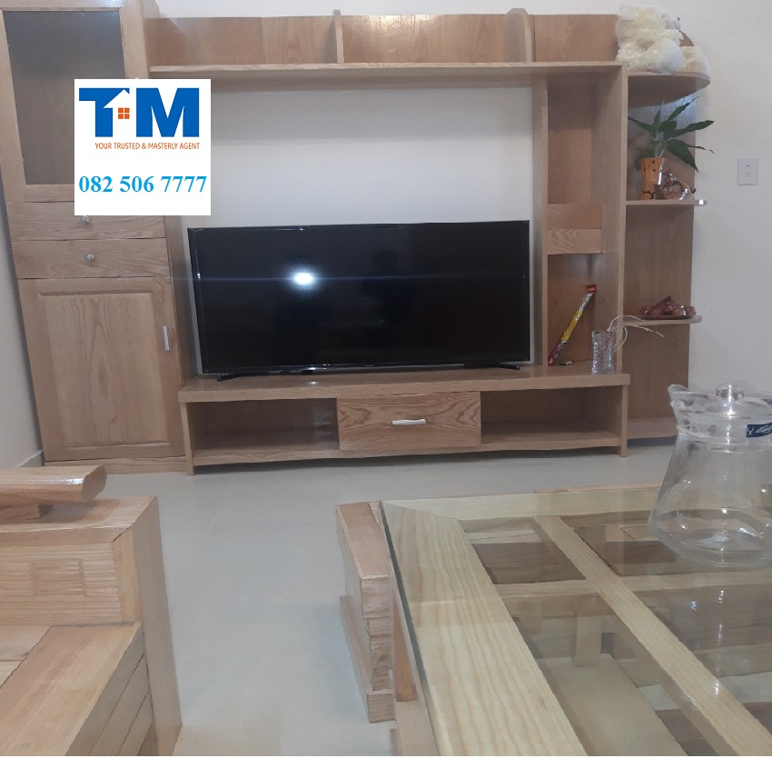 New apartment, new furniture, 2br for rent at SonAn Plaza Bien Hòa