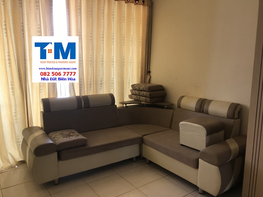 Amber Court Apartment for Rent , 2 Bedrooms and Full Furniture