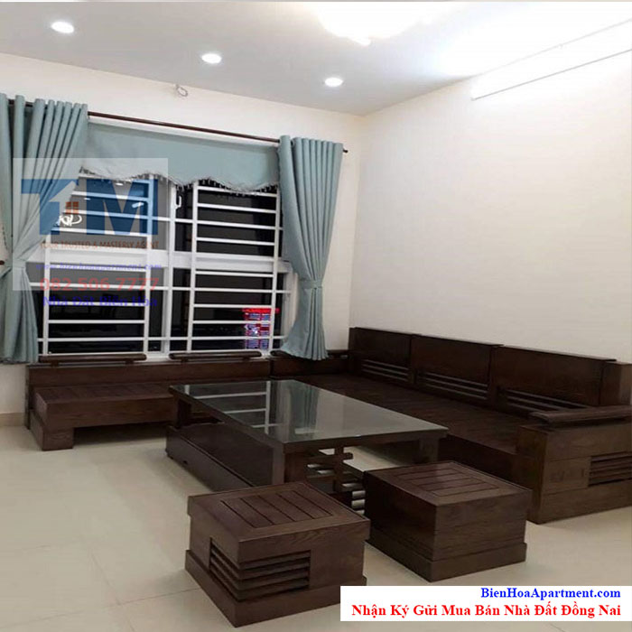 New Cheap Apartment for rent in Son An Plaza Bien Hoa City - SA63