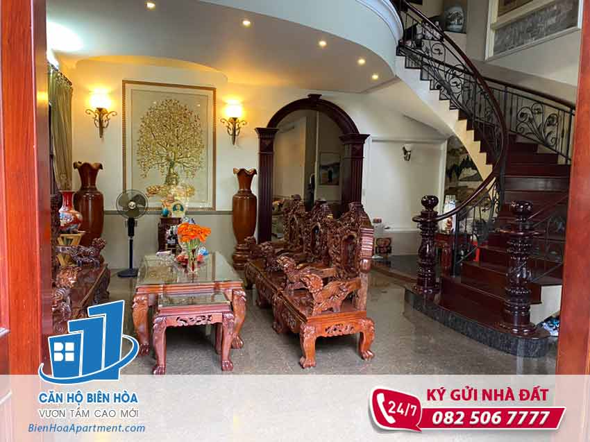 Villa for sale in Long Binh Ward 10x30m2 - NB134