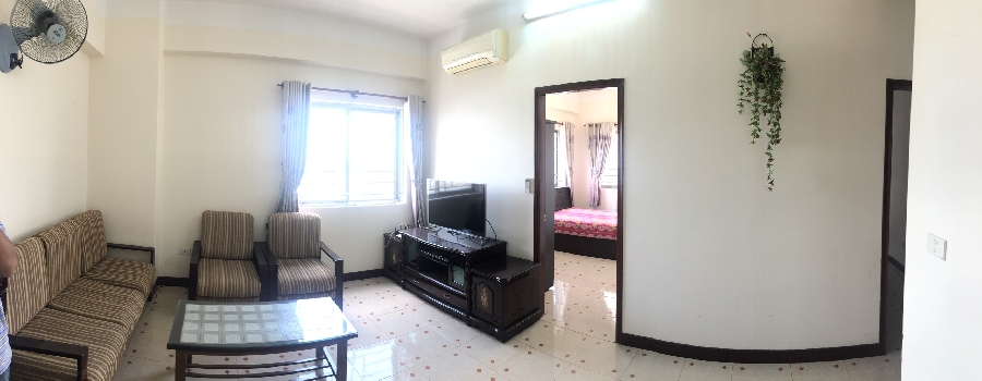 Thanh Binh apartment 3bedroom with the cheapest price
