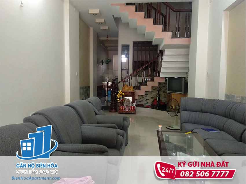 House for rent in D2D Vo Thi Sau street - NT36.D2D