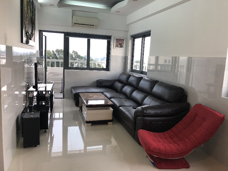 Cozy 2 br in Thanh Binh with river view for rent