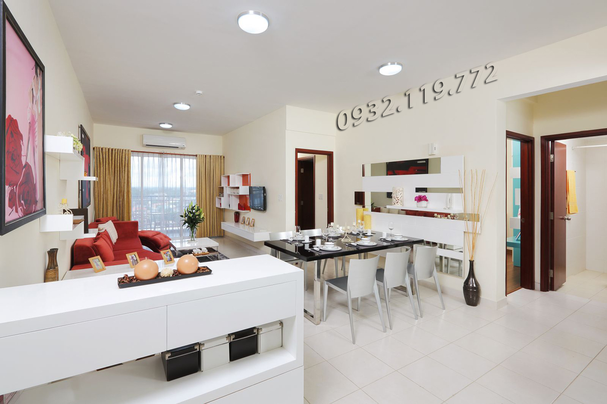 Location apartment in bien hoa for rent